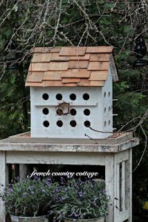 Inspire Me Heather: project: bird houses