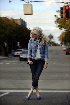 Curls. Blonde Bedhead