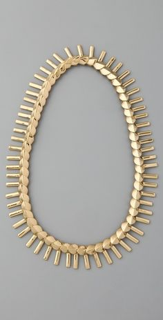 This necklace is the perfect representation of my taste in accessories.