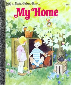 Little Golden Book: My Home