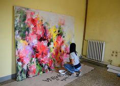 Behance :: YangYang Pan at work, Cascina, Italy. by Yangyang Pan