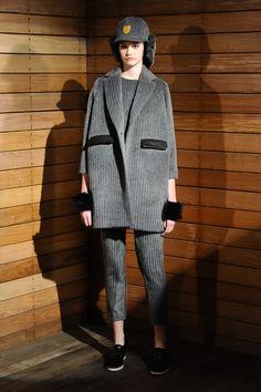 ザ ドレス アンド コー ヒデアキ サカグチ(The Dress & Co. HIDEAKI SAKAGUCHI) 2014-15年秋冬コレクション Gallery18