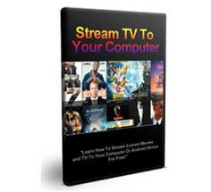 Stream TV To Your Computer - Learn how to stream tv to your computer or android device to watch the current movies and tv series for free using free software programs. Learn more at https://www.nichevideogalore.com/store/stream-tv-computer/