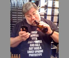7 Times Steve Wozniak Was Just The Best - 5/10/15
