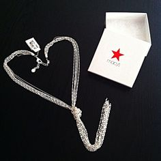 "Necklace   Amazing Macy's necklace, NWT!! Adjustable sizing 23"" - 26"".  Jewelry Necklaces"