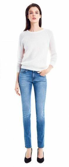 Swedish super stretch jeans from Filippa K