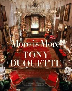 More Is More delves into the lavish visions of designer Tony Duquette