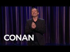 Gad makes his US English language stand-up debut. But don't get too excited, he just memorized everything phonetically. More CONAN … Comedy Specials, Quincy Jones, Stand Up Comedians, African Countries, Stand Up Comedy, Tbs, Laughing So Hard, Conan, English Language