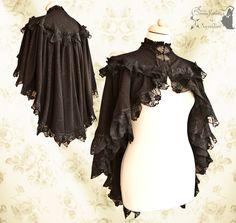 Cloak Noctua I, Somnia Romantica by M. Turin by SomniaRomantica