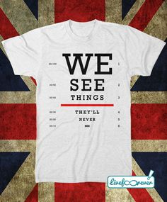 Live forever We see things they'll never see #MadFerIt #Oasis #Gallagher #FanArt #FanTshirt #tshirt #LiveForever