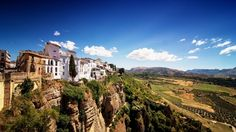 Ronda in Spain – The Stunning Cliffside City