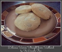 """Delicious Scones Recipe Straight from Scotland!!"" As soon as I saw that I knew I had to pin it! My mouth is watering! Can't wait to try this!!  Francesca"
