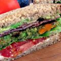 Turkey and Avocado Super Sandwich | Clean & Delicious with Dani Spies