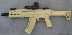 Modern Firearms - MA compact assault rifle (Russia)