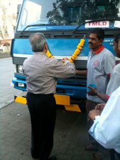 First truck - IGL Relocation