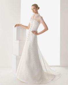 Vestidos de noiva 2013   Coleção Rosa Clará