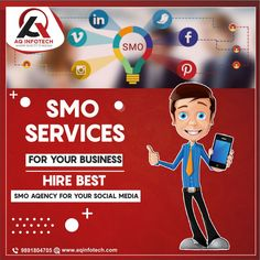 ❓SOCIAL MEDIA MARKETING IS THE FUTURE OF SMALL BUSINESS HELP YOUR BUSINESS GROW ONLINE❓ Grow Your business online !! Get Guaranteed Results at Lowest Cost. Let our experts handle your online presence. Your social media presence special SMO package Blog content writing poster design for enhancing your business through social media .pakage Include. 💰 Packages starting from INR 10,000* 📱 Buzz +91-8745009480 24x7 for all your queries Small Business Help, Growing Your Business, Writing Posters, Social Media Marketing, Online Business