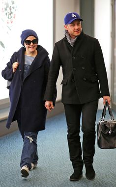 Ginnifer Goodwin & Josh Dallas from The Big Picture: Today's Hot Pics  The Once Upon a Time co-stars (who are expecting Baby No. 2) arrive in Vancouver.