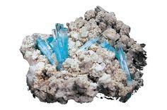 Acquamarina (varietà di berillo), ortoclasio e quarzo - Shigar Valley, Skardu District, Baltistan, Northern Pakistan - 350x270 mm