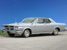 1964 Chrysler 300 Silver K Limited Edision Production
