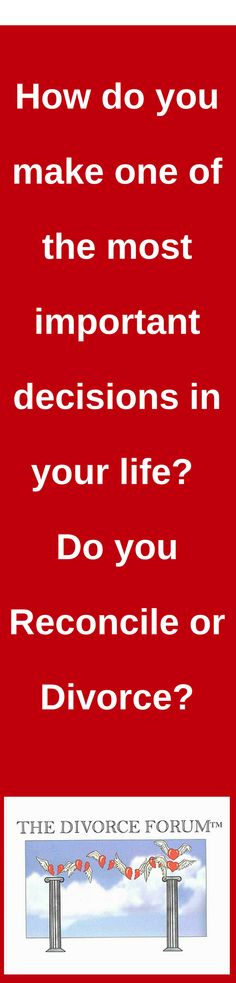 Life after divorce forum