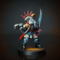 Warhammer 40000, Warhammer 40k Figures, Warhammer 40k Miniatures, Imperial Agent, 40k Imperial Guard, Minis, Beyond The Lights, Rogue Traders, The Grim