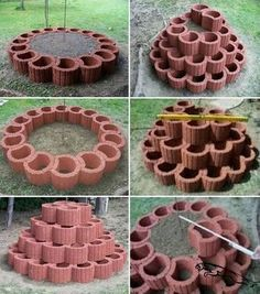 Infrumusetam gradina cu aceste idei de jardiniere pentru flori pitice We beautify the garden with these gardening ideas for dwarf flowers Garden Yard Ideas, Garden Crafts, Diy Garden Decor, Garden Beds, Garden Projects, Backyard Ideas, Garden Types, Garden Edging, Garden Care