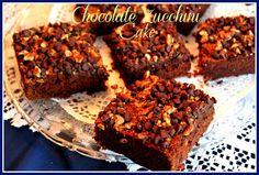 Sweet Tea and Cornbread: Chocolate Zucchini Cake!