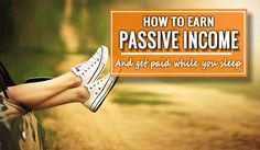 If you've ever wondered how to earn passive income, this article provides the truth about what passive income really is & what it takes to start earning it.
