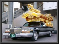 JAPANESE Hearse. via Takeka Yoda