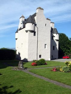 Barcaldine Castle by ronnie leask - near to South Shian, Argyll And Bute, Great Britain
