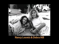 Nancy Loomis, Debra Hill, Producer, Halloween (1978)