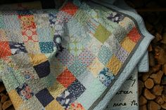 SUNNY MORNING - patchwork by MADUROpatchwork,