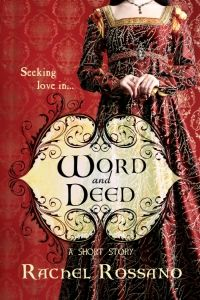 Death or an arranged marriage, Verity refuses to accept the choices. Either way, her time is running out.     http://www.amazon.com/Word-and-Deed-ebook/dp/B006WQM2NE/