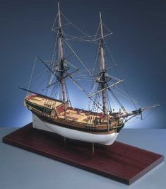 Ship model Supply, wooden kit Jotika (www.victoryshipmodels.com)