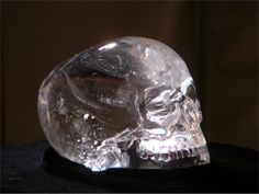 """Perhaps the most famous crystal skull in the world today is the Mitchell-Hedges Crystal Skull, named after a real-life """"Indiana Jones"""" of the 20th Century, British explorer and adventurer F. A. Mitchell-Hedges."""