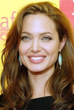 Most beautiful woman in the world~ Angelina Jolie