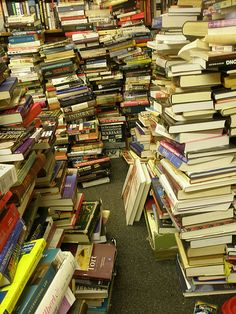 Voltaire & Rousseau, Glasgow.. wish I had this many books