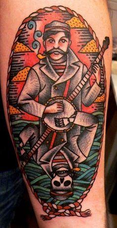 GONZALO MUNIZ MATITO one of my fav spanish tattooers