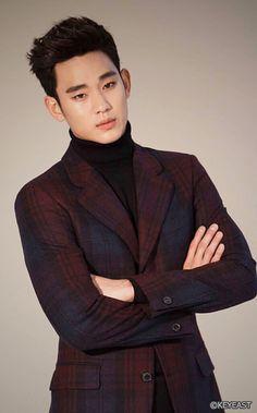 12.12.14 Kim Soo Hyun - Aokang Weibo Update