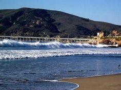 Avila+Beach+Pier.