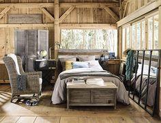 Banco de Dormitorio: 15 Banquetas pie de cama Fall Bedroom, Woman Bedroom, Bedroom Green, Cozy Bedroom, Bedroom Decor, Couple Bedroom, Interior Design Inspiration, Interior Ideas, Decoration