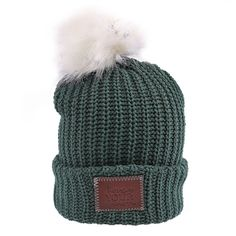 Hunter Pom Beanie – Love Your Melon