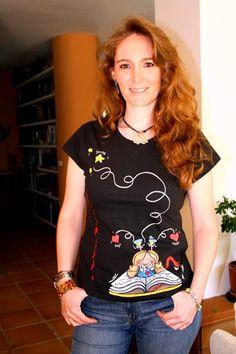 2 gente guapa con sus camisetas arteneus Gente wapa con sus Camisetas Arteneus!!!