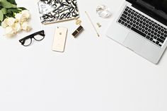 Love this desktop for product mockups. The gold iPhone is perfect. Blog Design, Web Design, Tom Ford Lipstick, Shabby Chic Rug, Stationary School, Presentation Layout, Header Image, Frames On Wall, Decoration