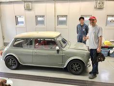 mini Mini Cooper Classic, Mini Cooper S, Classic Mini, Classic Cars, Cooper Car, Mini Cooper Clubman, Mini Countryman, My Dream Car, Dream Cars