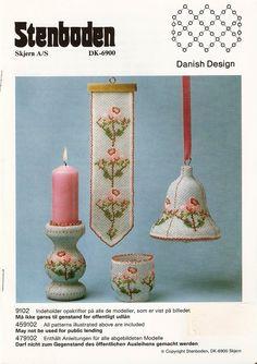 Stenboden Beading Pattern Booklet - 9102