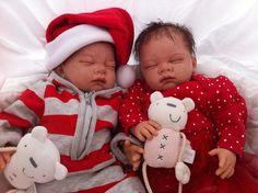 Kody & Evie ready for Christmas | eBay