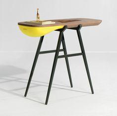 Selbstaufräumend: Schreibtisch von Grégoire de Lafforest