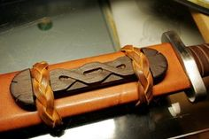 Making of viking Scabbard 18 by djorll